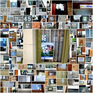 Collage Westerkwartier tuinwijk + achter buurthuis